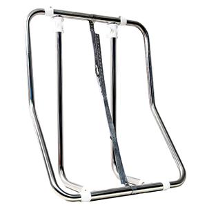 soporte ajustable vertical para balsas salvavidas